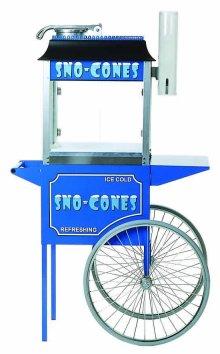 Snow-Cone-Machine-wCart